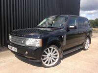 2008 Land Rover Range Rover 3.6 TD V8 Vogue 5dr. Tv , 22inch Wheels, Tinted Windows 2 Keys, May PX