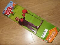 Chad Valley Toy Punch Bag And Gloves Set - New / Sealed - Box is a bit bashed