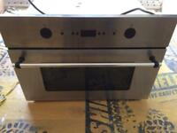 Integrated microwave ikea Raffinerad