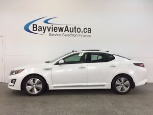 2016 Kia OPTIMA - HYBRID|PANOROOF|HTD STS|REV CAM|DUAL CLIMATE!