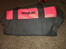 Medium snap on bag