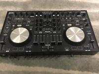 Denon DJ MC6000 MK2 digital DJ MIDI controller/mixer
