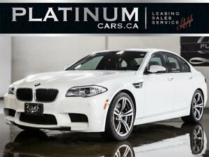2012 BMW M5 NAVI, HEADS UP DISP,