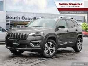 2019 Jeep New Cherokee Limited|ALPINE w/SUB|DUAL SUNROOF|NAV|TOW