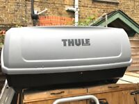 Thule Roof Box & Carrier