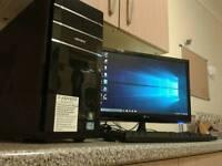 Hi spec Intel Core i5 Quad PC