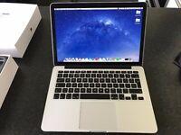 Macbook pro 13inch retina display 2014