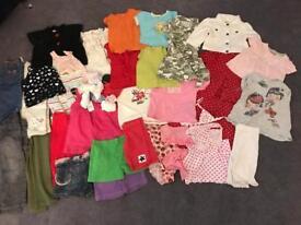 Age 2-3 Girls Clothes Bundle