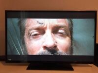 40inch LED full HD 1080p builitn freview, HDMI and USB port etc