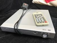 Dolby digital DVD player with remote