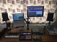 Production/Mixing/Recording Music Equipment