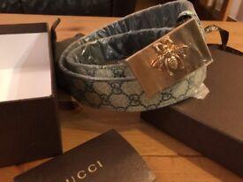 Gucci Bee Belt