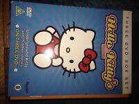 Hello Kitty DVD set