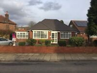 5 Bed bungalow, NEWLY RENOVATED, double rooms, Whitfield, 2 bathrooms, off road parking, gardens,