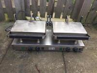 Velox double grill
