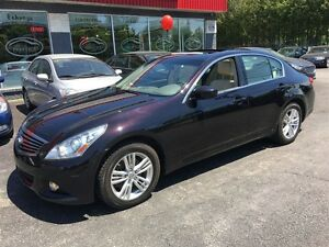 2012 Infiniti G25X Luxury (A7)***CREDIT 100% APPROUVE***