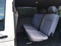 VW TRANSPORTER T5 REAR BENCH SEAT