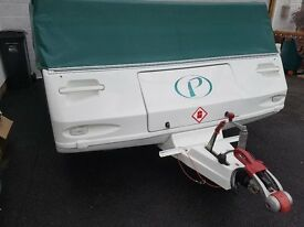 High spec Pennine 535 Pullman 2005 folding camper - Superb condition