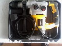 clarke contractor 240v SDS drill