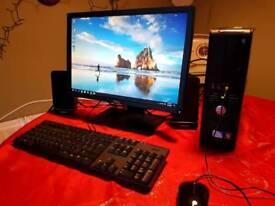 Dell pc very fast computer