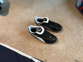 Puma indoor sports shoes 10.5
