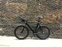 SUPER NICE Aluminium Alloy Frame Single speed road bike fixed gear racing fixie bicycle hj