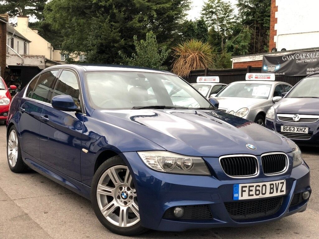 2010 BMW 3 Series 2.0 318i M Sport Full Bmw Dealer Service History 2 Owners  1