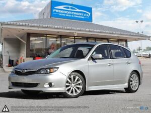2010 Subaru Impreza 2.5 i Limited Package AWD LEATHER SUNROOF...