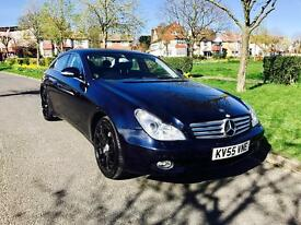 Mercedes cls 320 cdi 7G drive perfect Masaj seat Wood steering wheel