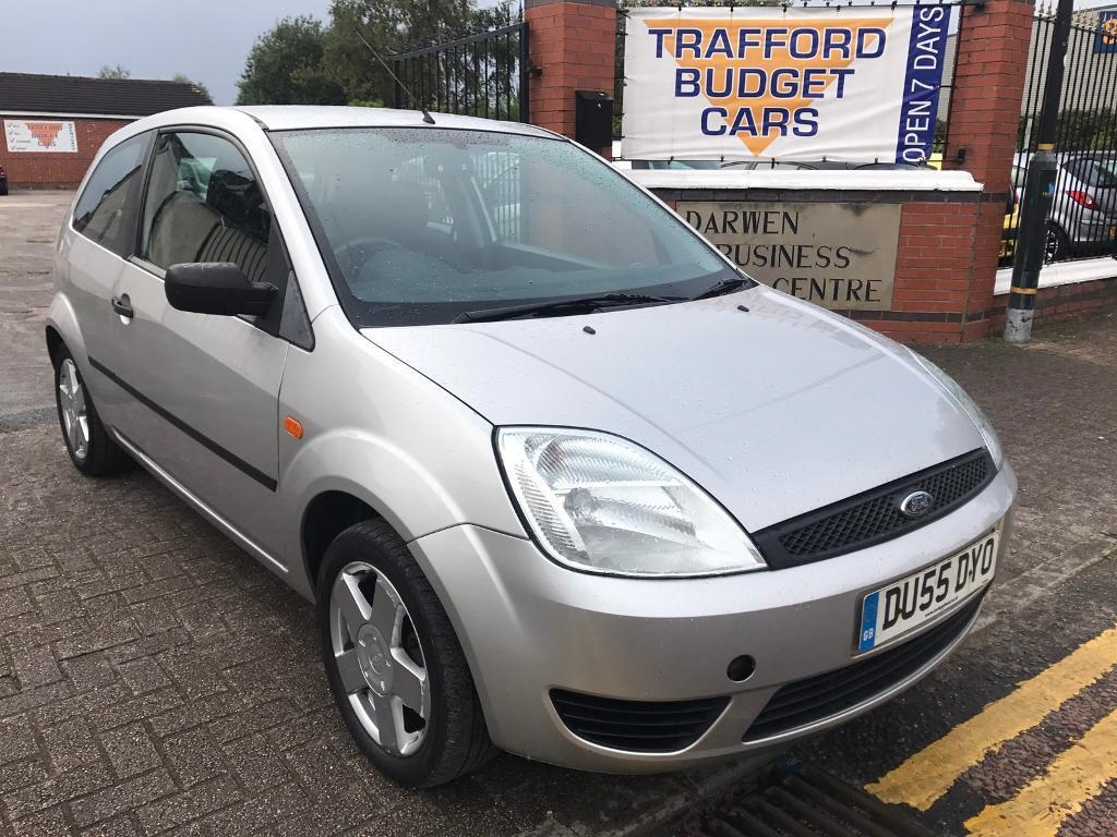 ford fiesta 2005 1 2 12 months mot clean tidy car no issues drive home today in old. Black Bedroom Furniture Sets. Home Design Ideas