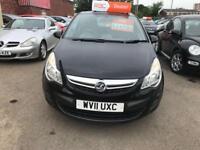 Vauxhall Corsa Black.3 Door Hatchback.1248cc.CDTi.
