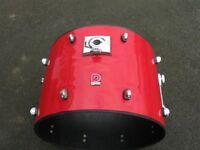 "Premier APK 22"" Bass Drum Shell"