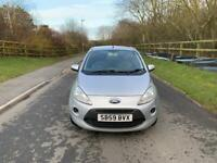 2009/59 Ford ka style 1.2, low miles ,Dec M.o.t and low miles