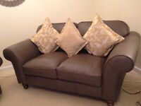 Excellent condition elephant colour 3 piece suite 18mth old, very rarely used great buy was £2600