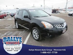 2012 Nissan Rogue SV! Sunroof! Back-Up! Alloy! Heated!