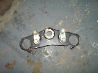 Honda Fireblade 900 Spares 1993-1999 Job Lot Spares / Parts Clip ons Yokes Switch Light Rear hangers