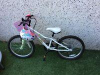 """Apollo girls 20"""" bike. Great condition"""