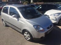 2010/59 CHEVROLET MATIZ 1.0 SE 5 DOOR SILVER,ECONOMICAL TO RUN,IN EXCELLENT CONDITION,DRIVES WELL