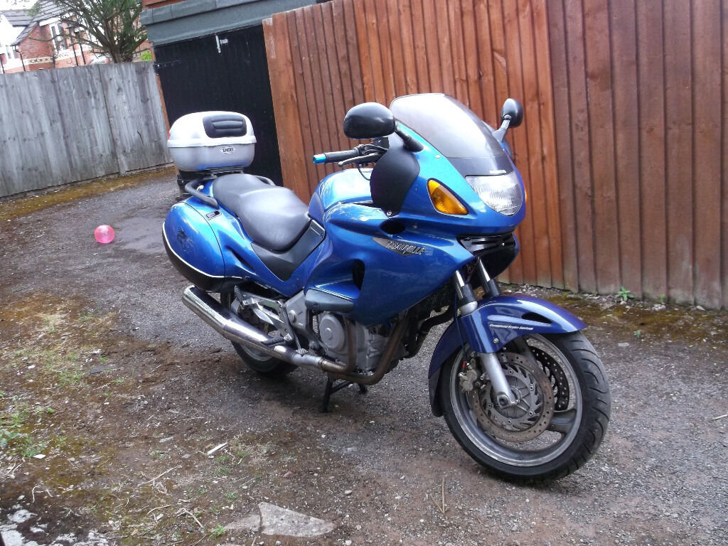 1998 honda nt650 deauville in coventry west midlands gumtree. Black Bedroom Furniture Sets. Home Design Ideas
