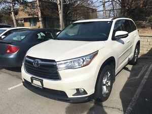 2014 Toyota Highlander LIMITED EXTENDED WARRANTY