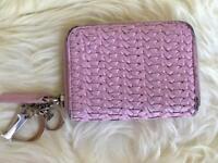 Dior coin purse