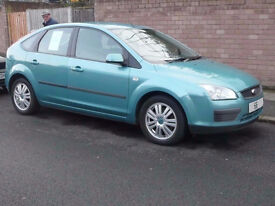 Ford Focus LX TDCI 1.8, good condition, very reliable, smooth, roomy, nice drive, low running costs