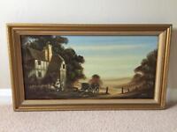 *ORIGINAL* Oil Painting By JOHN HOOLEY