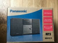 Panasonic SC-PM24EB-K Never used still in original packaging