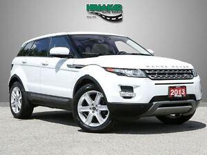2013 Land Rover Range Rover Evoque Pure Plus PREMIUM