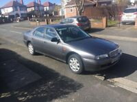 £595 32700 GENUINE MILES ROVER 600 DRIVES LIKE NEW
