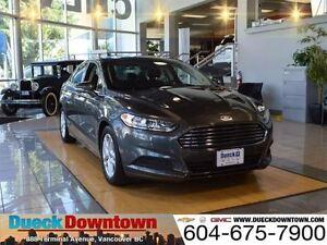 2015 Ford Fusion SE  - Low Mileage