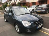 Kia Carens 2.0 diesel Automatic PCO UBER READY repossed vehicle due to non payment