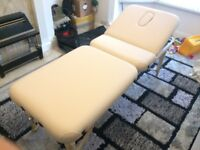 Salon Portable Couch / Massage /Bed /Table with Carry Case