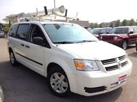 2010 Dodge Grand Caravan ***C/V***COMMERCIAL GRADE SUSPENSION***